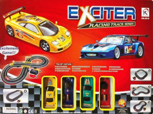 K1486 - Circuit cu masini