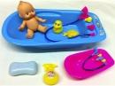 K1574 - Cadita cu bebelus si accesorii