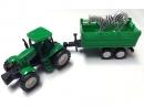 K2216 - Tractor cu remorca