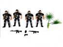K2575 - Set 4 soldati