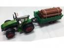 K1848 - Tractor cu lemne