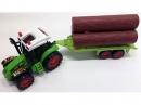 K2077 - Tractor cu lemne