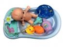 K2873 - Cadita cu bebelus si accesorii